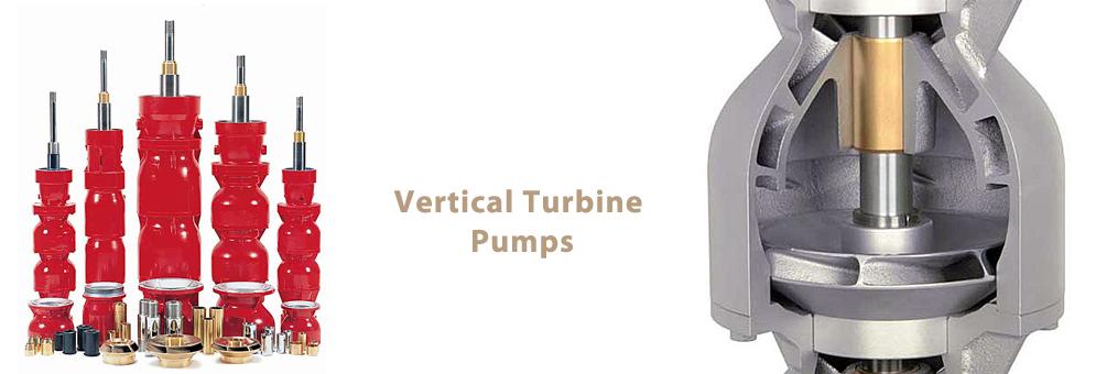 Vertical Turbine Pumps : Argonaut